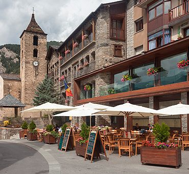 Immobles Ordino